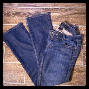 Calvin Klein lean boot jeans 28